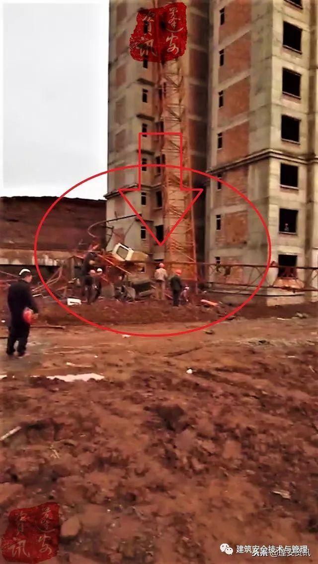 惨痛!2死2伤!四川一在建工地塔吊拆除时倒塌!塔吊之殇何时止?