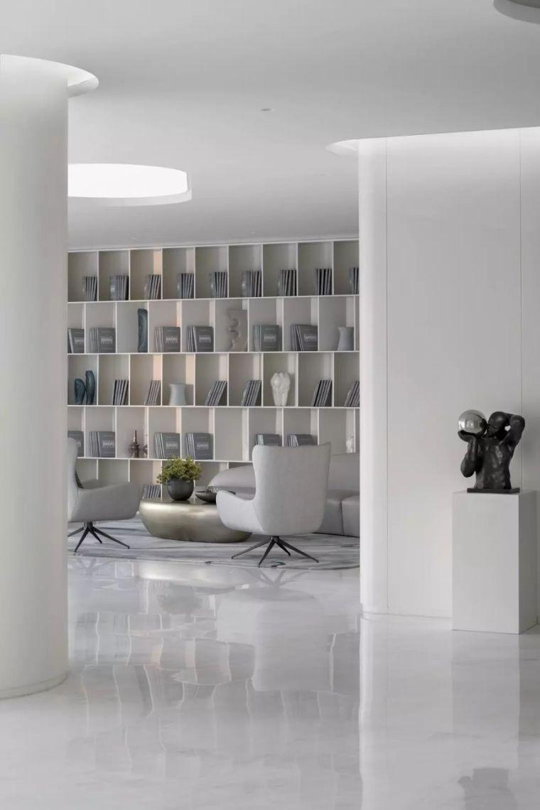 极简、艺术、智能未来的空间|HY和易国际空间设计_14