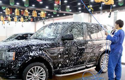 给排水工程案例之洗车污水处理工艺设计方案