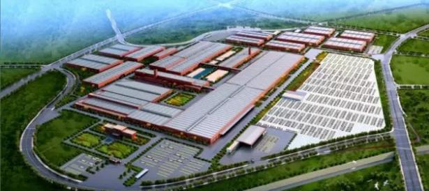 [重庆]工业厂房项目中BIM设计应用