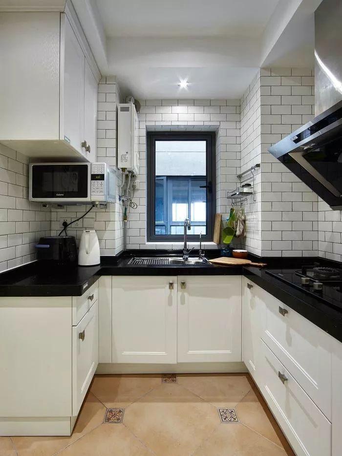 这样设计厨房,美观又实用,果断收藏~_9