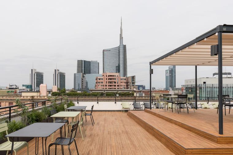 意大利Regis合作办公区改造-15