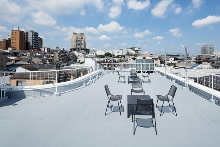 日本多彩的共享建筑-3
