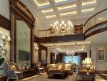 别墅装修设计关于客厅装修