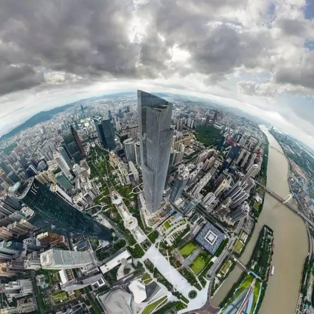 广州东塔结构设计
