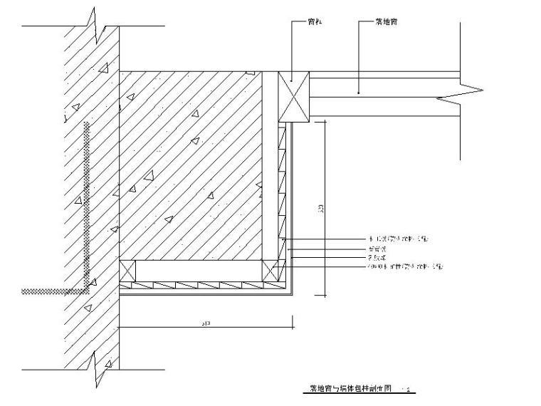 施工节点集合-木龙骨包墙