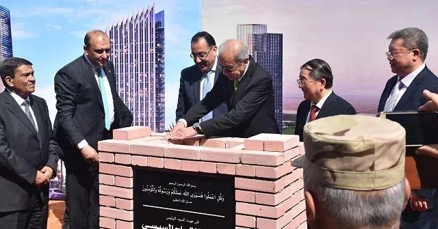 30亿美元工程开工,中建八局助埃及打造新首都