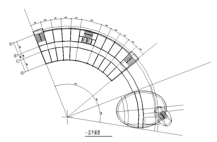 高新区某人民医院室内装修设计施工图(23张)