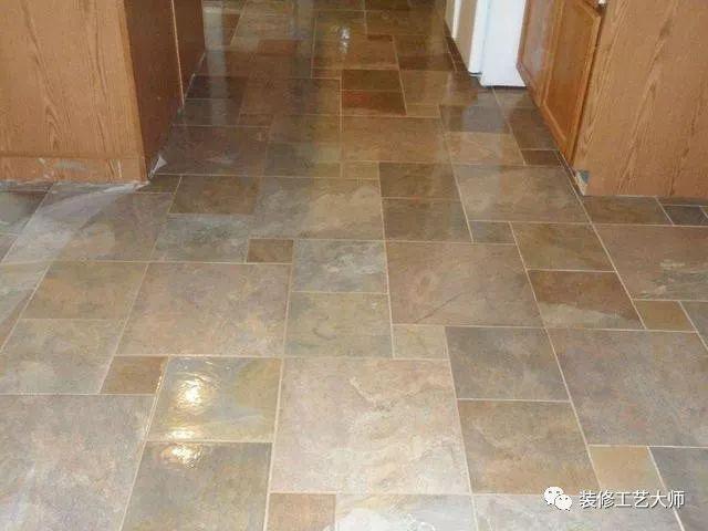 装修贴瓷砖施工工艺流程