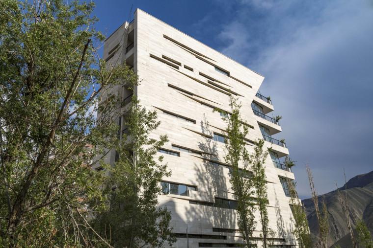 伊朗Meygoon住宅楼