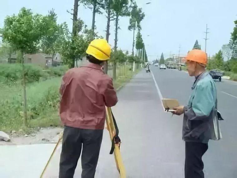 市政道路工程施工测量放线方法与技巧