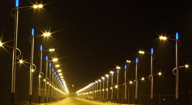某道路路灯改造工程电气项目施工设计方案