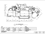 邱德光明珠花园9栋B02复式施工图