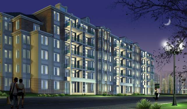 [四川]15层商住楼电气设计图全套