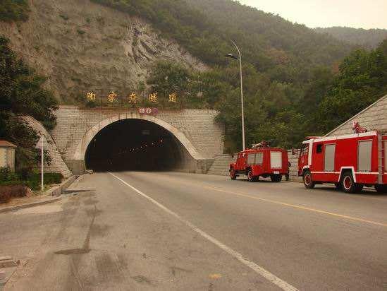 高速公路隧道消防工程施工组织设计(36页)