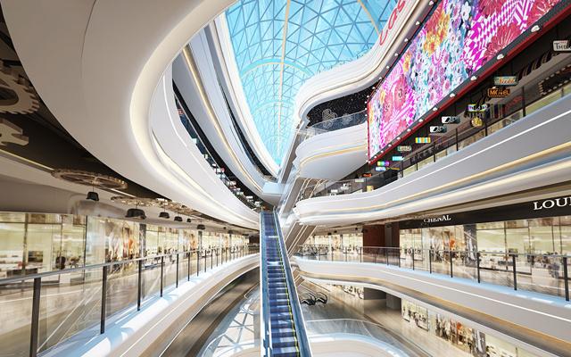 个性化主题商业街区设计方案