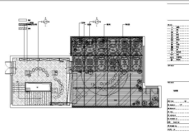 某福利会幼儿园室内设计施工图(含21张)