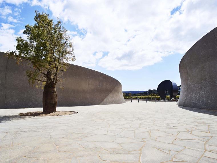 澳大利亚PTLeo葡萄酒雕塑庄园-7