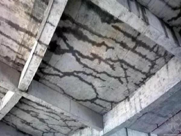 混凝土老是开裂,原来是这个原因