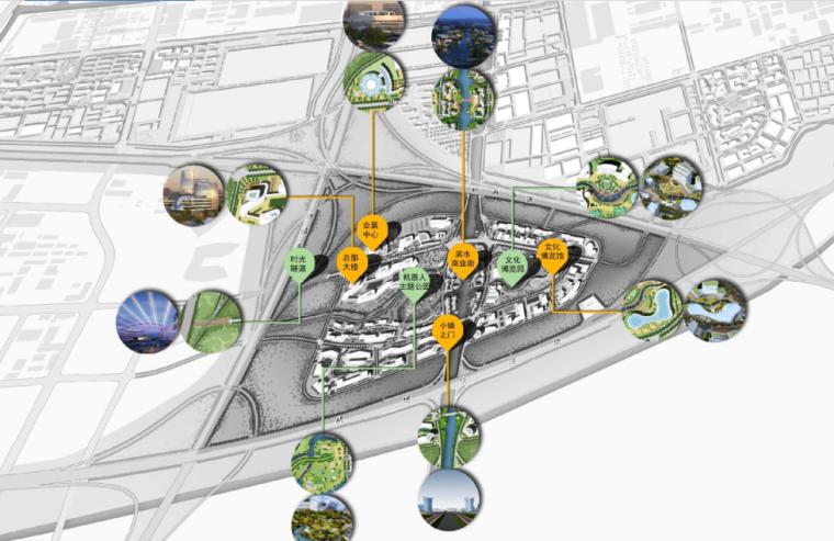 [浙江]杭州机器人旅游小镇规划设计(特色,休闲)C-10 案例节点