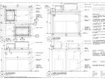 [Yabu]成都银泰购物中心MILLWORK木制品家具定制CAD图纸