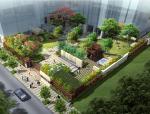[广州]珠江都荟1-7号庭院景观方案设计(新中式)