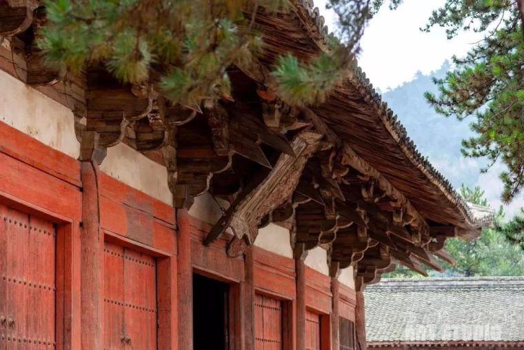 """""""最早""""""""最好""""的中国木结构建筑_29"""