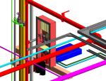 基于BIM的建筑空间与设备运维管理系统研究