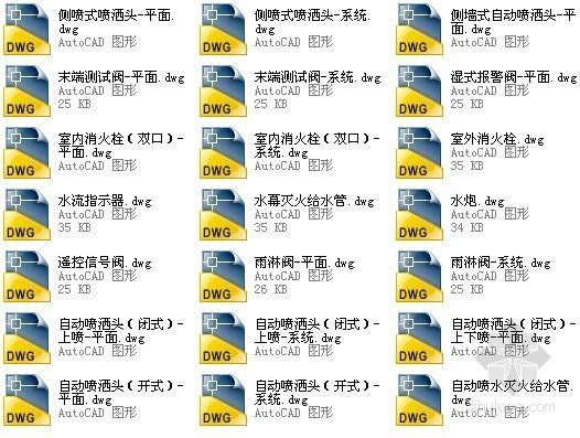 246个建筑给排水标准图例