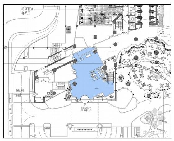 [海南]高档现代特色酒店室内软装设计方案