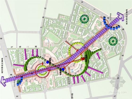 [武汉]滨江区域城市设计方案