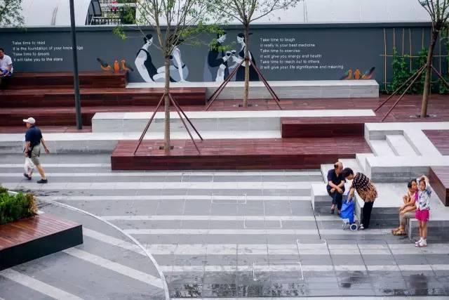 一个单词产生的设计灵感,结果火了北京的商业广场~_12