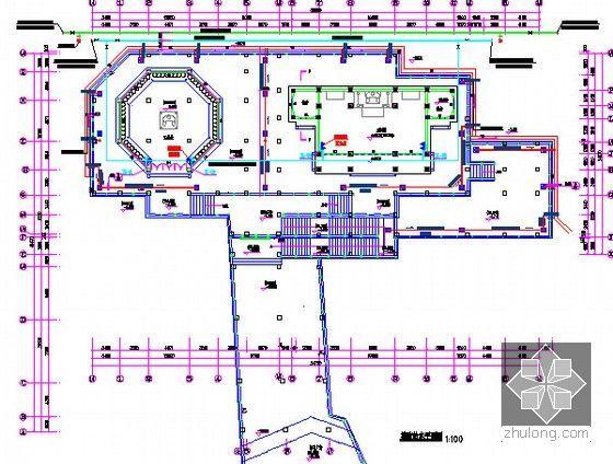 [广东]2015年寺庙建筑及安装工程预算书(附施工图纸软件应用)-图12