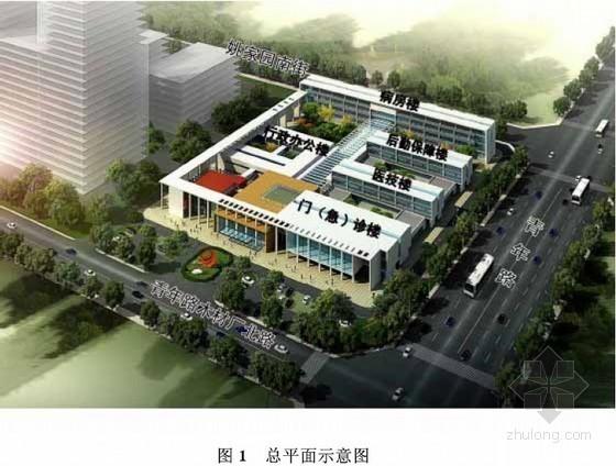 北京某医院项目环境影响报告书