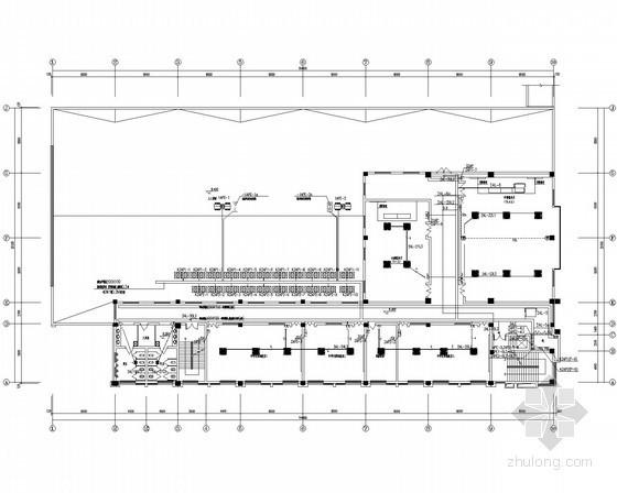 [江苏]北师大附中行政综合楼精装电气施工图(甲级院最新)