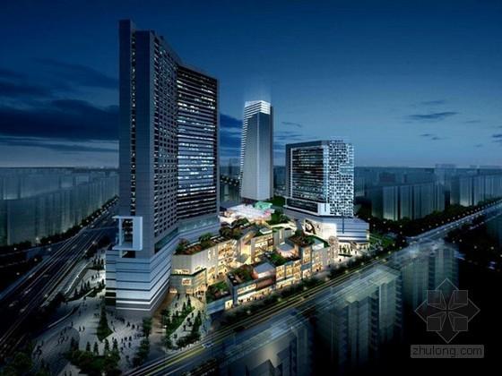 [山东]超高层商业广场工程监理规划190页(地标性建筑、流程图丰富)