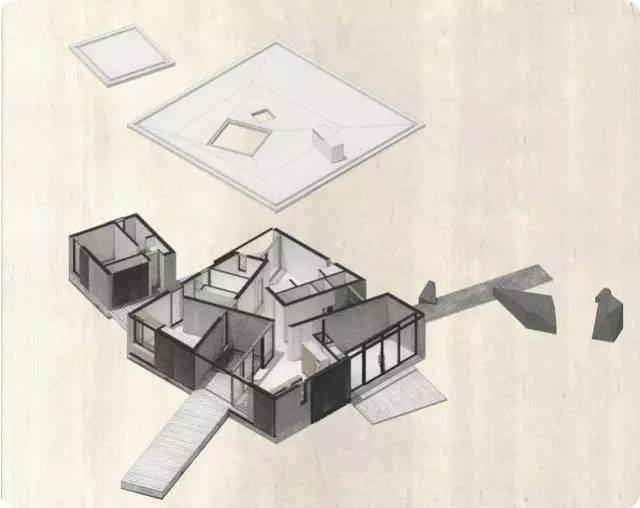 他放出了封存多年最杰出的建筑图纸_15