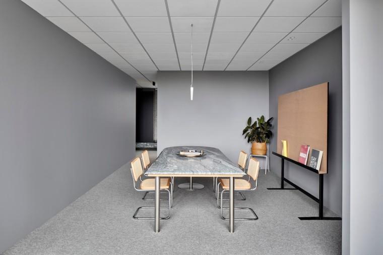 澳大利亚的极简主义办公空间-213566