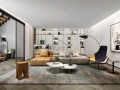 ?于强室内设计师事务所--苏州·观棠361㎡住宅方案