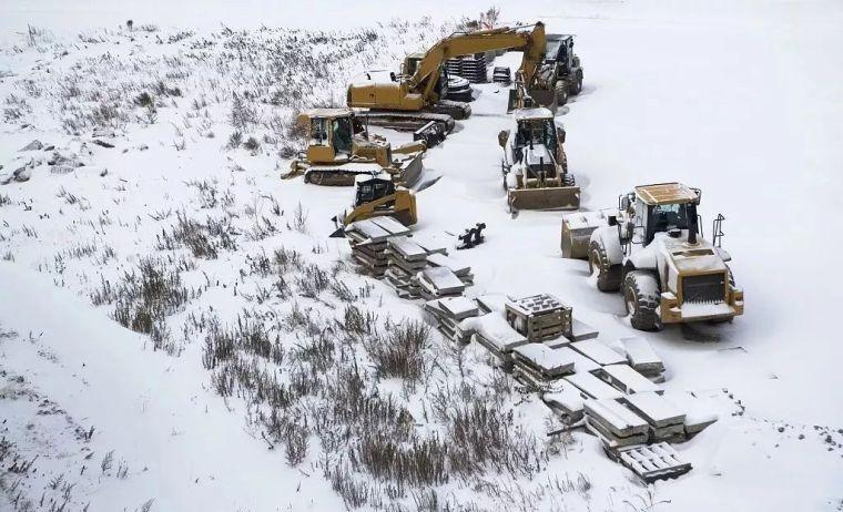道路桥梁工程冬季施工措施!