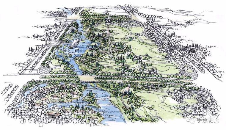 滨水景观水陆界面处理的26种空间类型