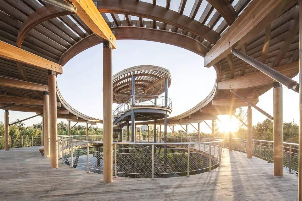 [叙事性空间结构]北京大兴生态文明教育公园/加拿大考斯顿设计_24