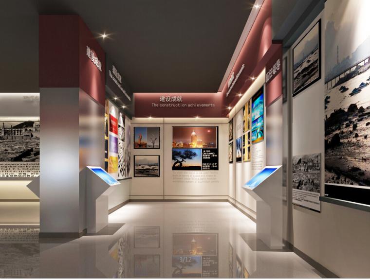 展览馆设计方案效果图(含3D模型)_3
