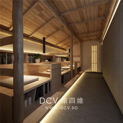 西安最理想的民宿酒店设计-蒲舍·南谷里_3