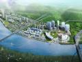 [广东]滨水生态城市景观设计方案(赠市政说明+总体规划文件)