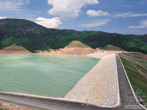 洪排涝生态景观一体 东钱湖沿山干河整治工程开工