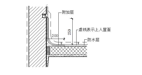 防水屋面维修施工组织设计