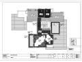 福建摩洛哥现代风格室内设计施工图纸