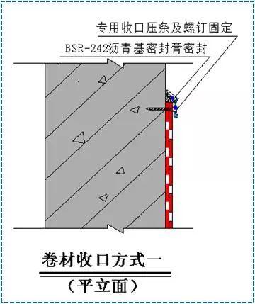 屋面SBS卷材防水详细施工工艺图解及细部做法_26