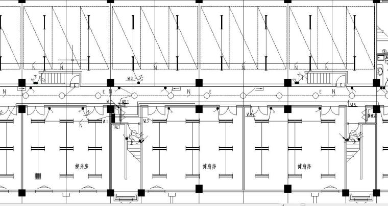 某招待所电气设计图_7